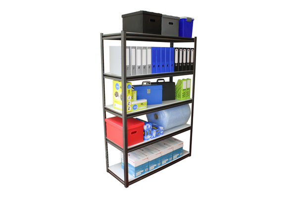 Summit Z Beam 5 Shelf Unit -  1830H x 1235W x 480D