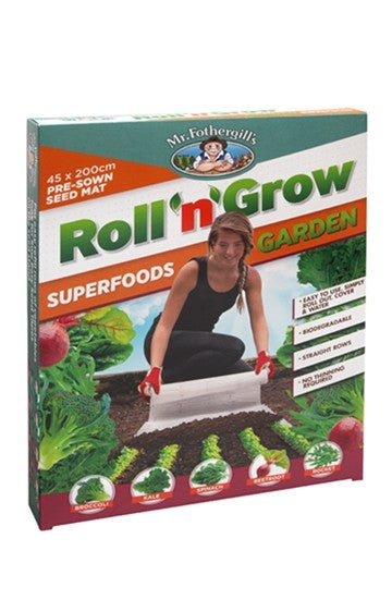 Roll 'n' Grow - Superfoods