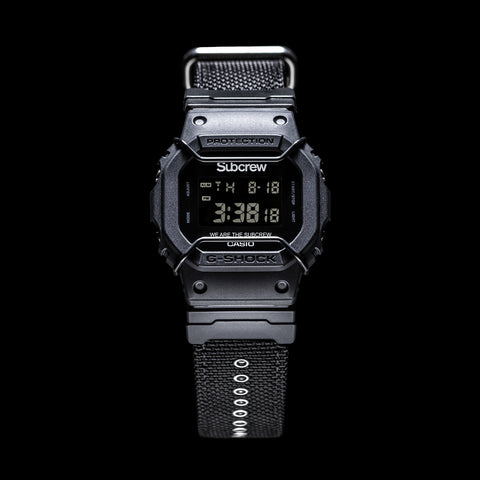 Subcrew x G-Shock(DW-5600SUBCREW-1)