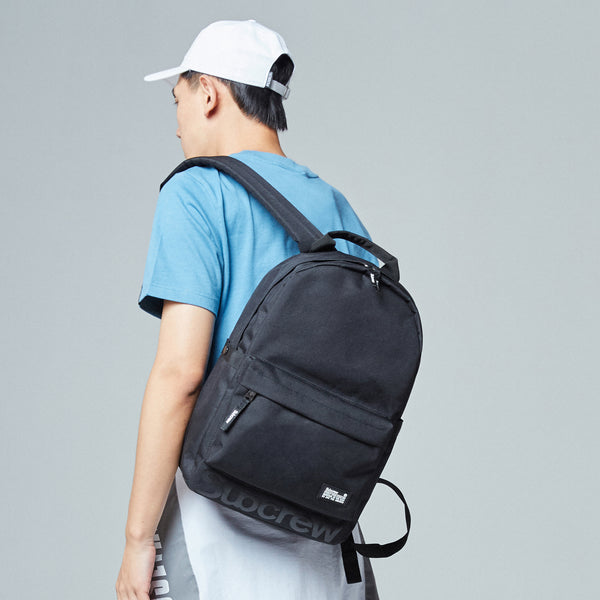 Basic Color Backpack