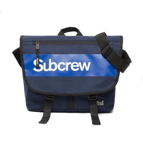 Box Logo Messenger Bag