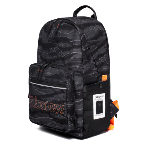 Dark Tiger Stripes Backpack