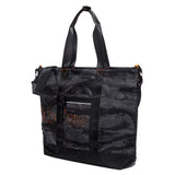 Dark Tiger Stripes Tote Bag