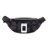 Dark Tiger Stripes Hip Bag
