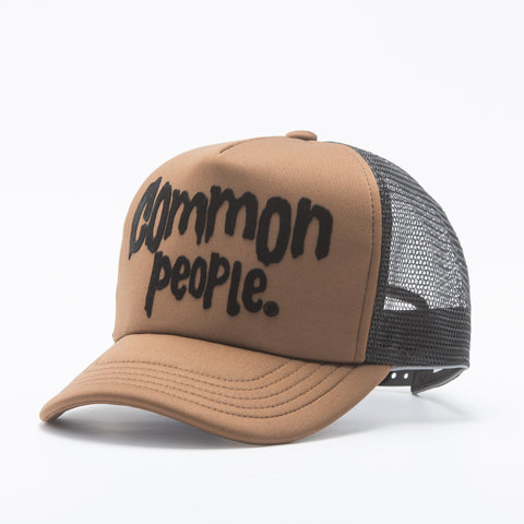 COMMON PEOPLE MESH HAT
