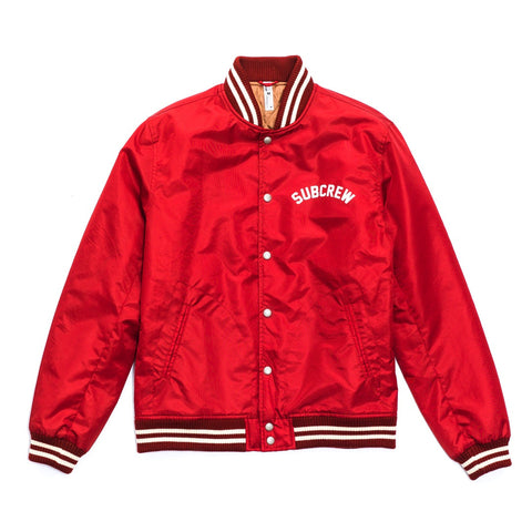 SUBCREW BLOCK BASEBALL JACKET