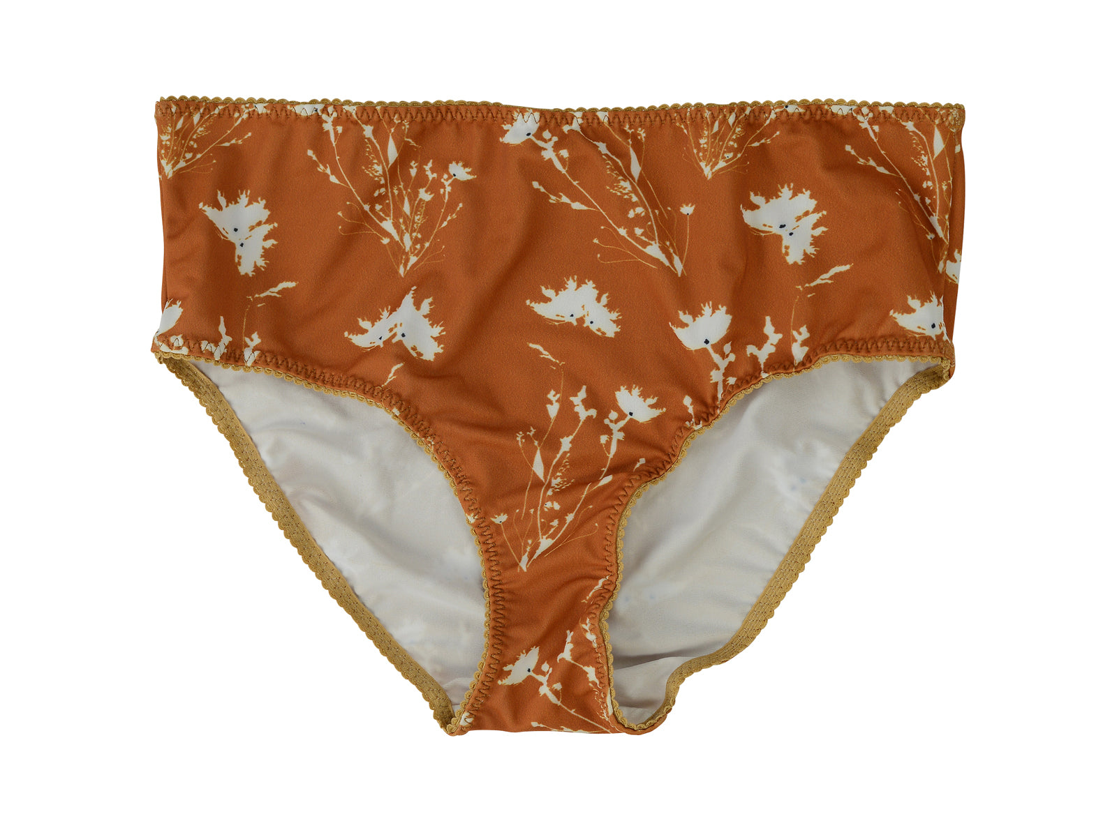 KAMA High Waisted Bottoms