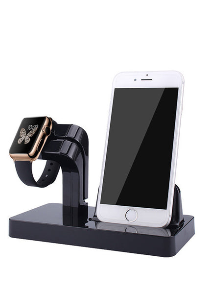 iPhone&Apple Watch Stand Charger Duck - CNCstyle by Chloe&Claire