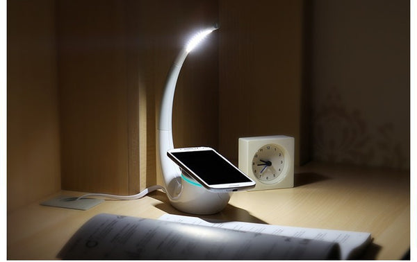 [CNC STYLE]Wireless Charger lamp for iPhone Samsung