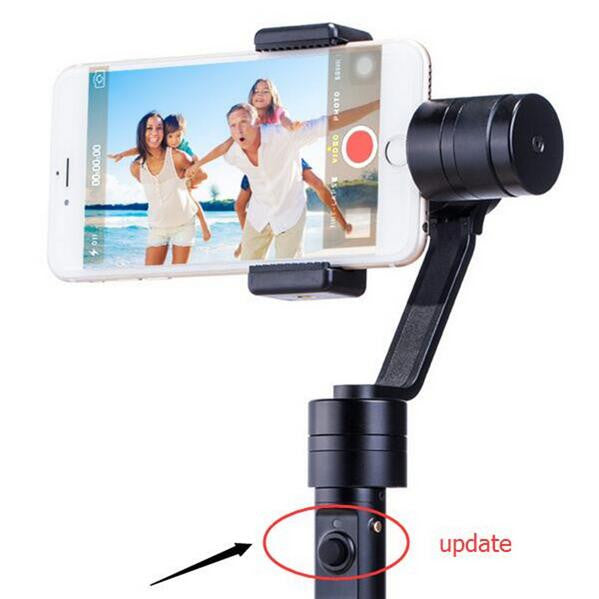 [CNC STYLE]  3 Axis Brushless Gimbal Smartphone Stabilizer Handheld Gimbal - CNCstyle by Chloe&Claire