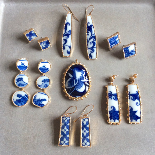 New Collection: Porcelain Jewelry