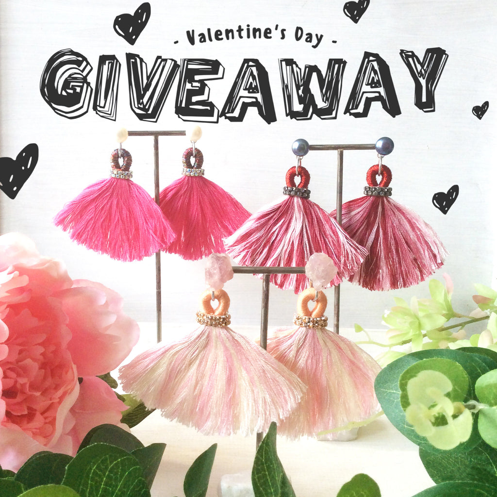 Valentine's Day Instagram Giveaway!