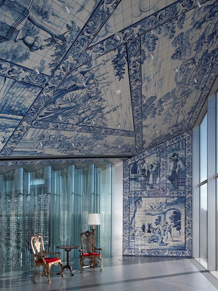 Peranakan? Azulejos? Majolica? A Brief History of Tiles