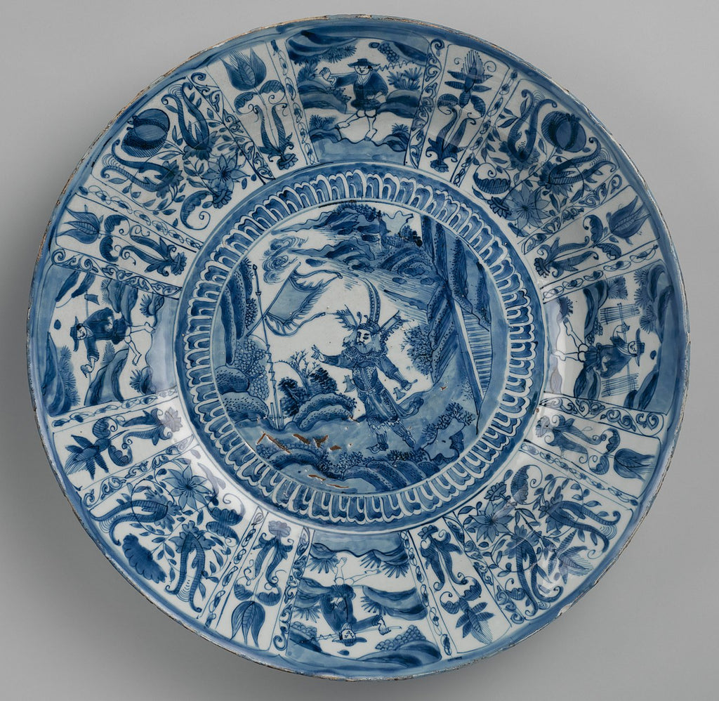Blue and white porcelain: a 400 year old tradition