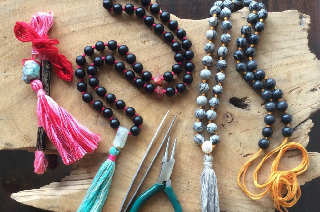 Mala Making / Pearl & Bead Knotting