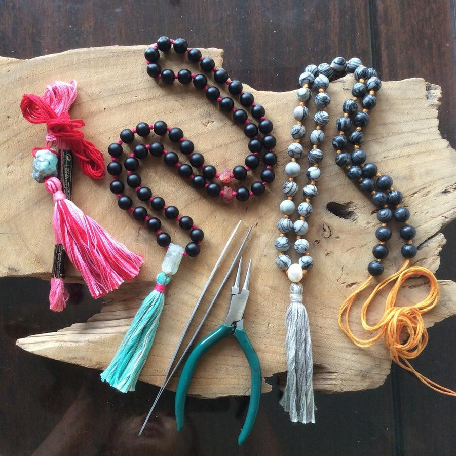 Mala-Making Workshop