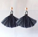 Tassel Earring Jackets :: Tribeca