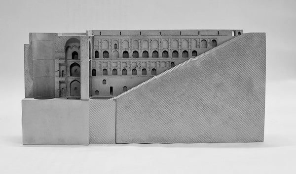 Agrasen Ki Baoli | Stepwells Of India | Architectural Scaled Model | Bawdi | Vav | Vanishing Stepwells of India | Architectural Conservation