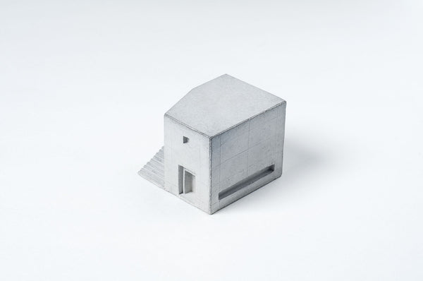 Miniature Concrete Home #3