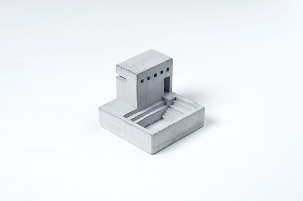 Miniature Concrete Home #5