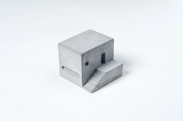 Miniature Concrete Home #7