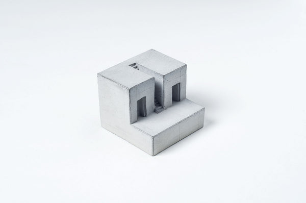 Miniature Concrete Home #8