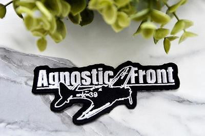 AGNOSTIC FRONT Iron on Patch