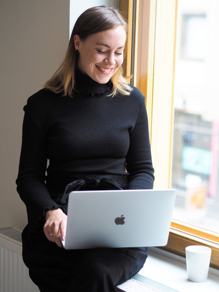 E-commerce Manager Annika Mänty