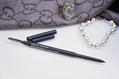 Skinny Brow Pencil - Medium Brown