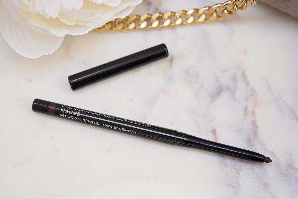 Waterproof Retractable Eyeliner- Mauve