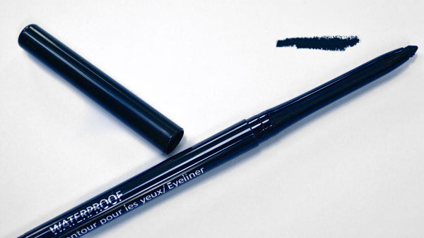Waterproof Retractable Eyeliner-Black