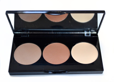 Powder Contour On The Go - Fair to Medium/Tan