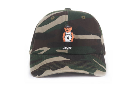 ROC Bear Dad Hat Camo