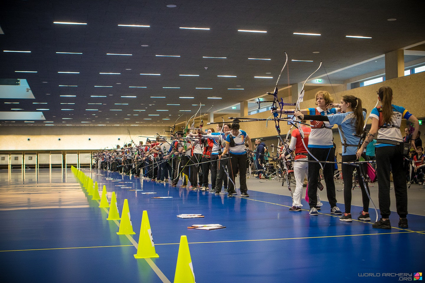 Archery's new State-of-the-art Facility