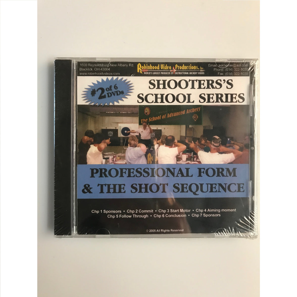 Shooter School Series DVD #2