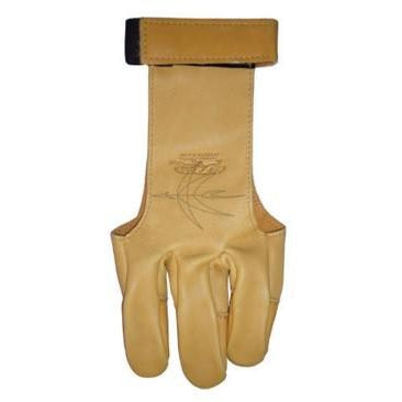 WAS 3-Finger Deerskin Glove