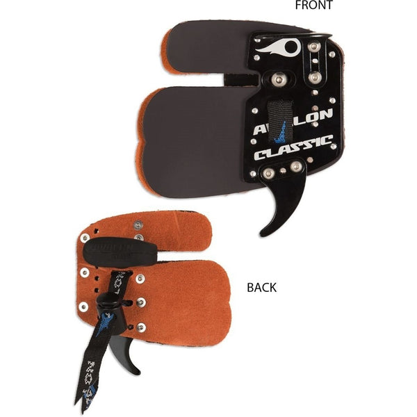 Avalon Classic Prime Leather Finger Tab
