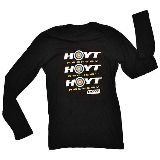 Hoyt Ladies FITA Target Long Sleeve T-shirt