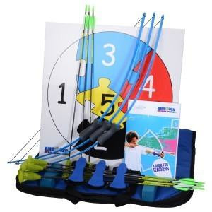 Arrows Archery Kit - Three Bow Pack