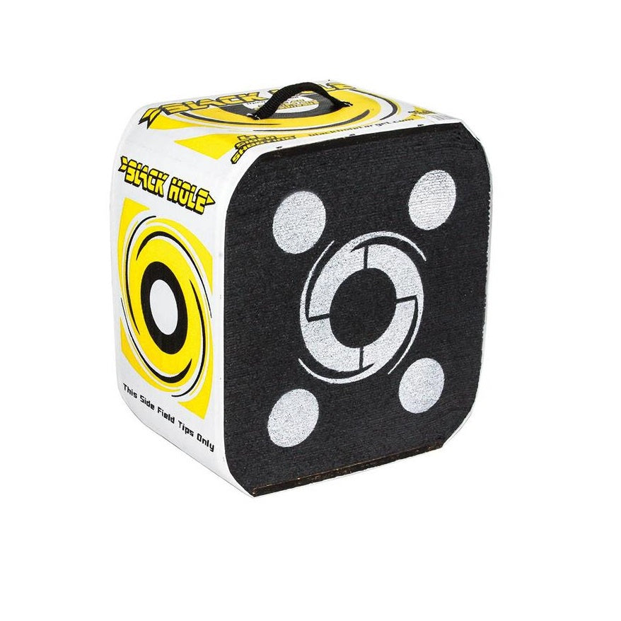 High performance  black hole portable foam target