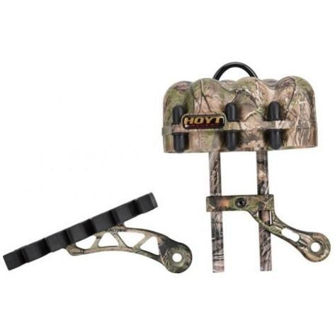 Hoyt Arrow Rack 2 Piece Quiver