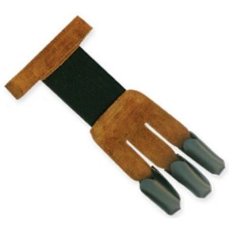 WAS 3-Finger Leather Glove