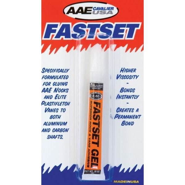 AAE Fast Set Fletching Gel 3grams x1