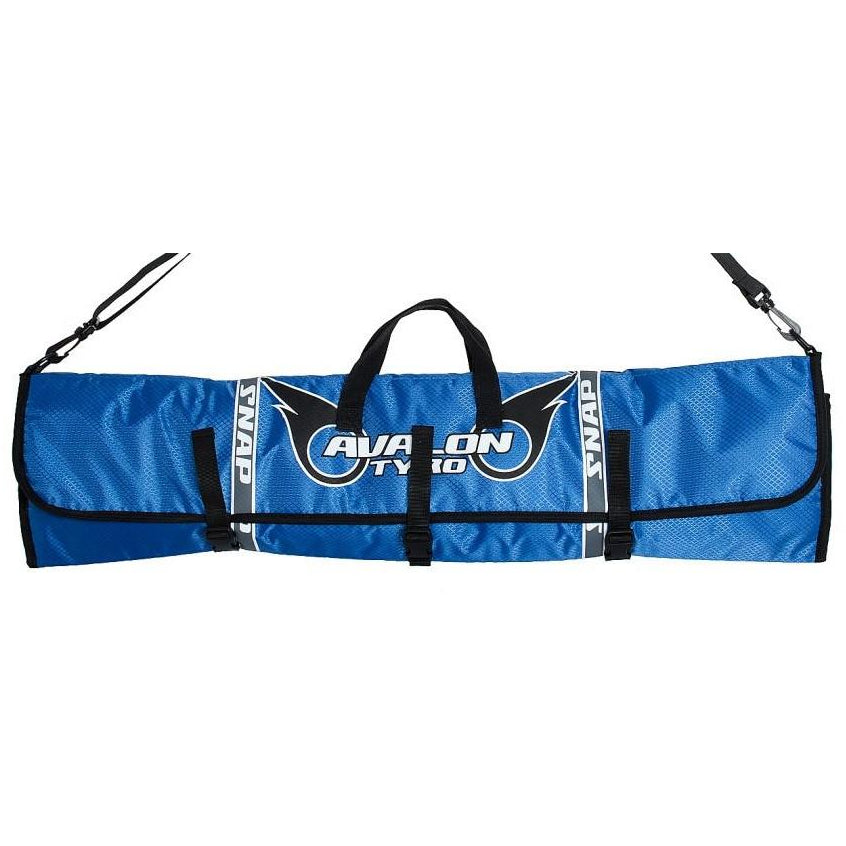 Avalon Archery Tyro Snap Roll up Case for Recurve Bow With Arrow case
