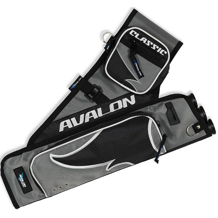 Avalon Classic Quiver with Belt
