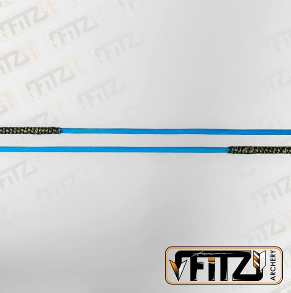 Fitz Archery Compound String and Cable Set Double Colour