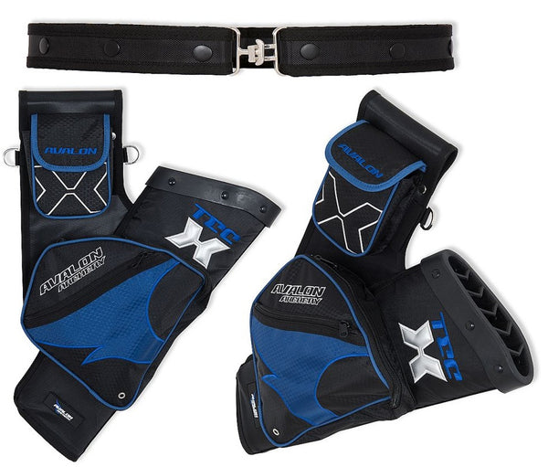 Avalon Tec-X Quiver With Belt And Divider