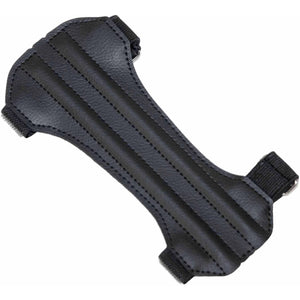 WAS 2 Strap Arm Guard Black