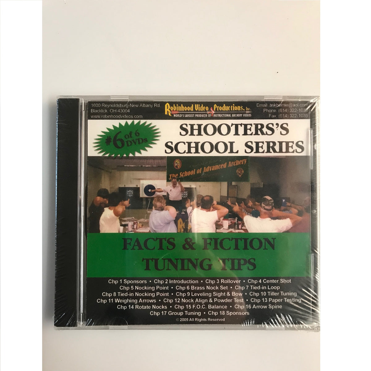 Shooter School Series DVD #6