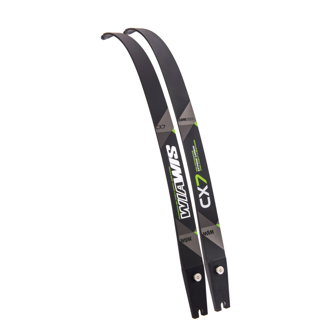 Win&Win CX7 Carbon Foam Limbs (Special Order)